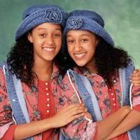 Tia & Tamera Mowry in Sister, Sister