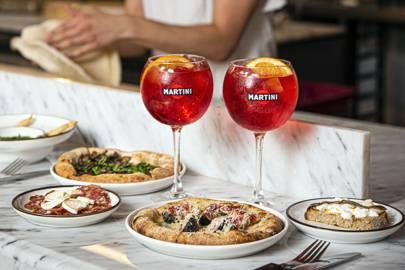 Martini Fiero at Radio Alice, Hoxton