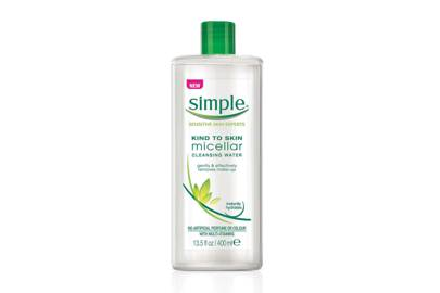Best micellar was for all skin types