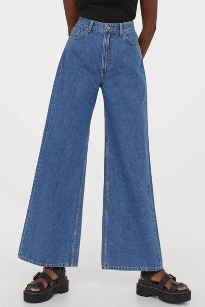 Best wide-leg jeans for women