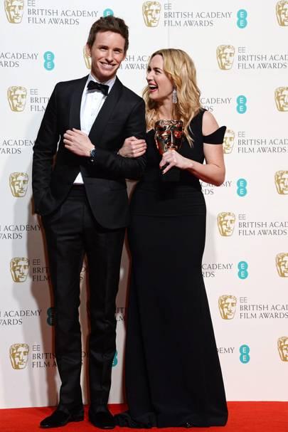 Eddie Redmayne & Kate Winslet