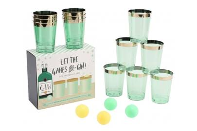 Gin gift sets: the gin party game
