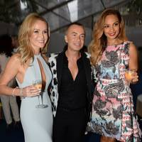 Amanda Holden, Julien Macdonald and Alesha Dixon