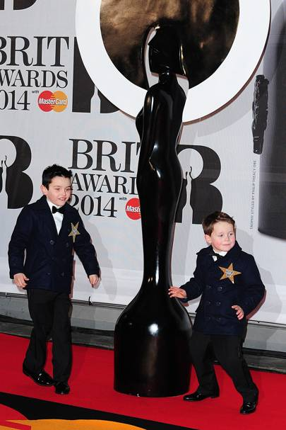 Little Ant and Dec
