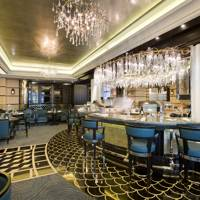 The high-end dinner: The Savoy, Strand