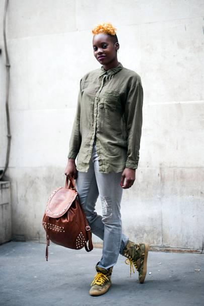 Marina Townsend, Fashion Designer