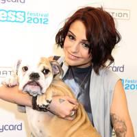 Cher Lloyd at Barclaycard Wireless Festival 2012