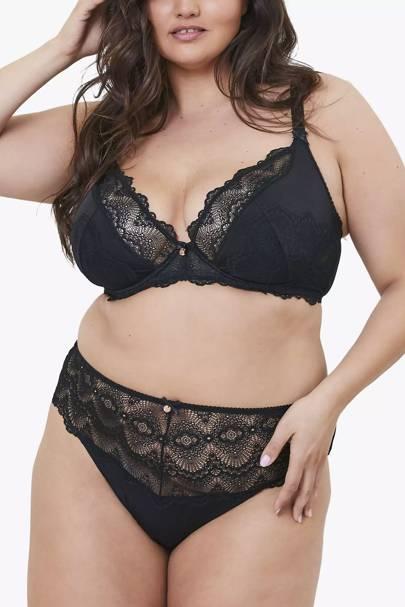 Best plus size lingerie sets: John Lewis