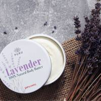 100% Natural Lavender Body Butter by PURU Suisse