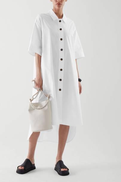 SUMMER DRESSES FOR BIG BOOBS: The Shirt Dress