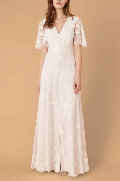 Monsoon maternity wedding dresses