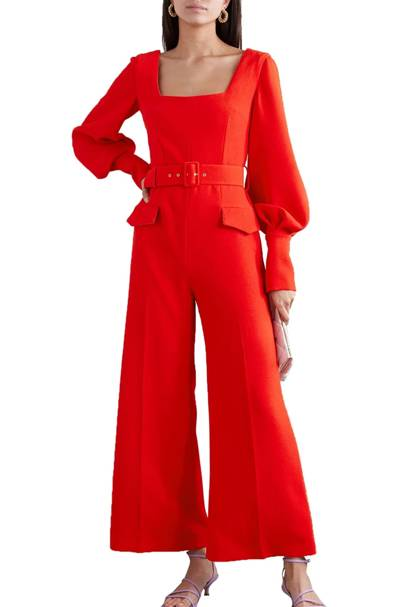 Best red jumpsuit
