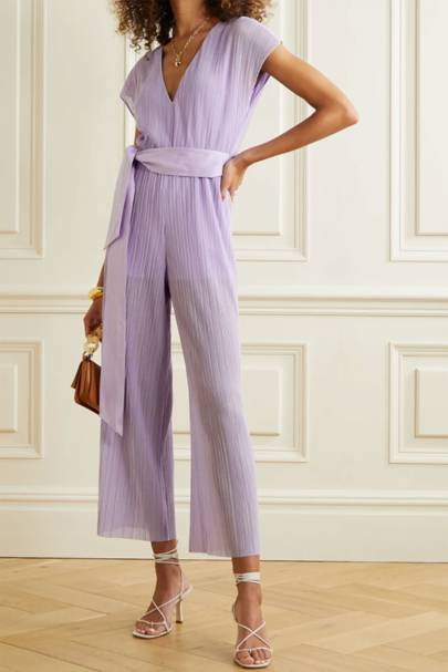Best Wedding Guest Jumpsuits - On Trend Shade