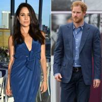 Prince Harry and Meghan Markle started dating