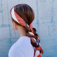 Hair scarves