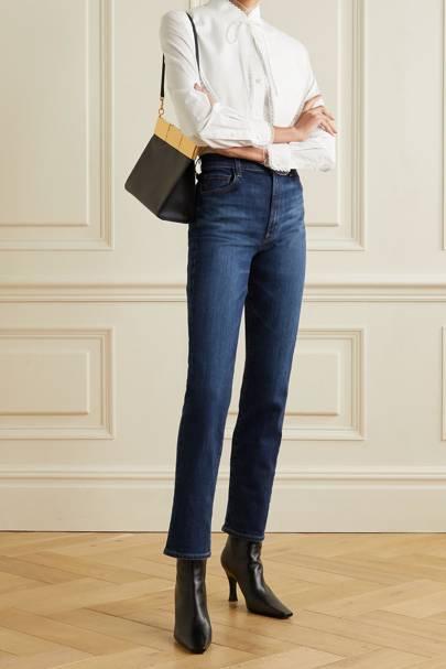 Best straight leg jeans: Love-worn wash
