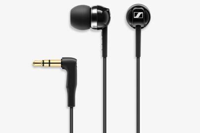 Best for wired headphones: Sennheiser