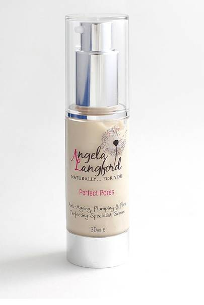 Angela Langford Serum