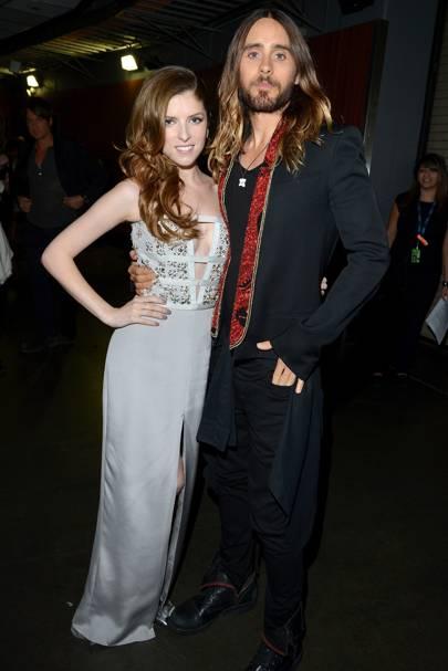Anna Kendrick & Jared Leto