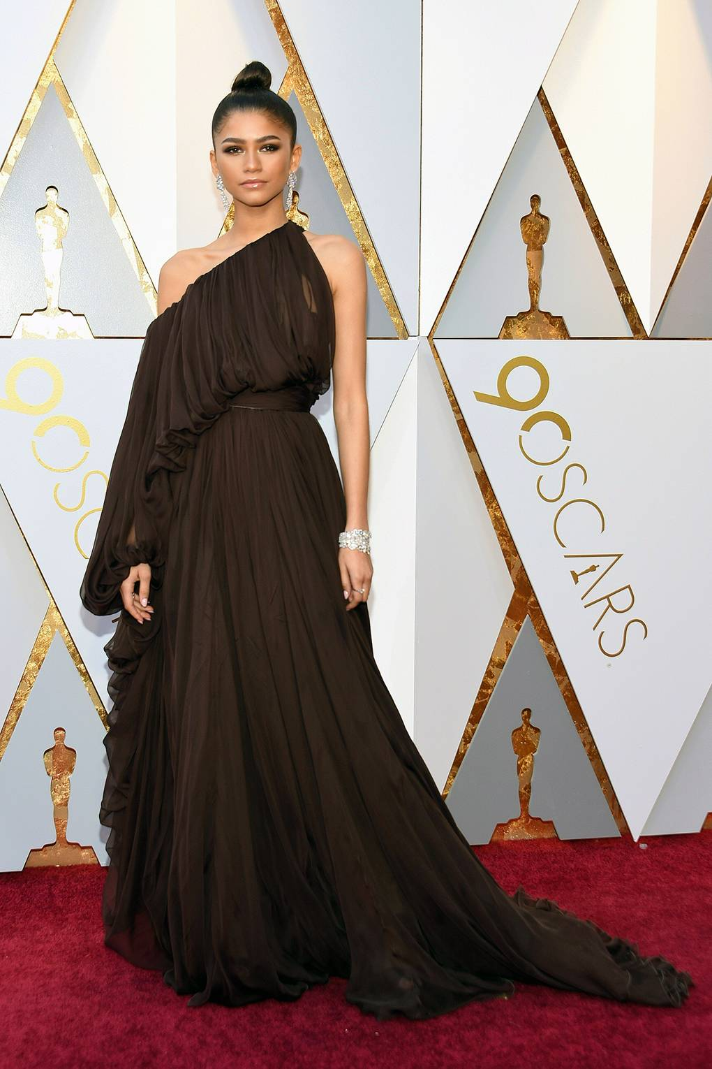 Oscars 2018 Red Carpet Dresses: Every Stunning Gown You Need To See ...