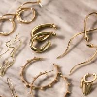 18-Carat Gold Plated Jewellery by The Highline