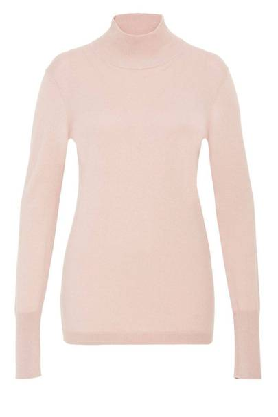 The blush knit
