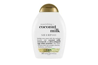 Coconut Milk Shampoo, £6.99, Asda