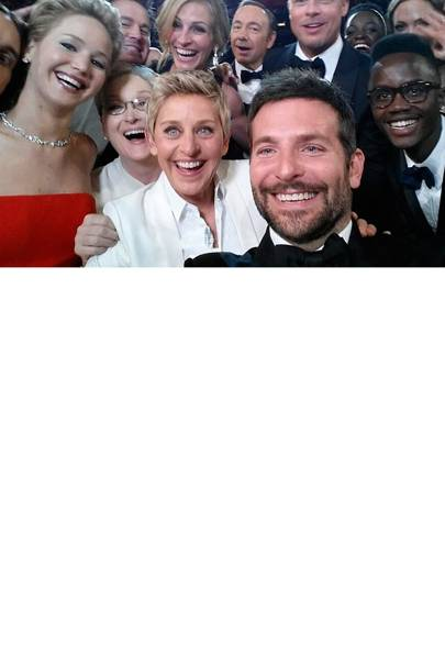 The Oscars Selfie
