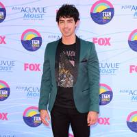 Joe Jonas at the Teen Choice Awards 2012