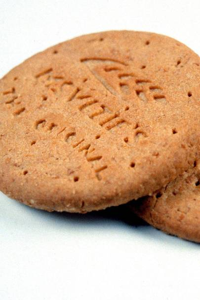 SWAP Digestive biscuits for…