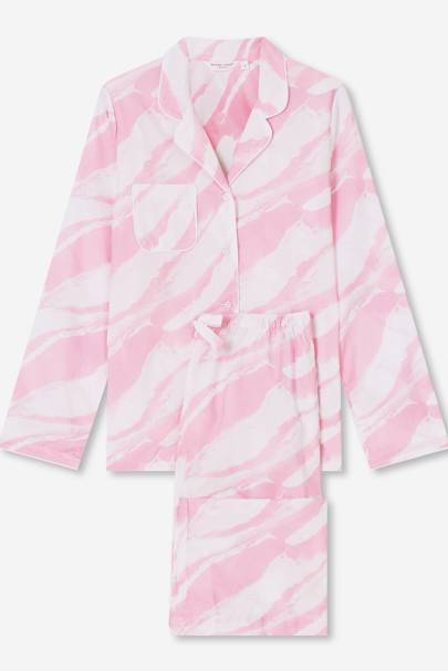 Best pyjama sets for women: Derek Rose