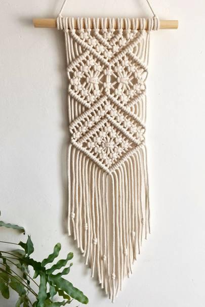Best wall art: alterative hangings