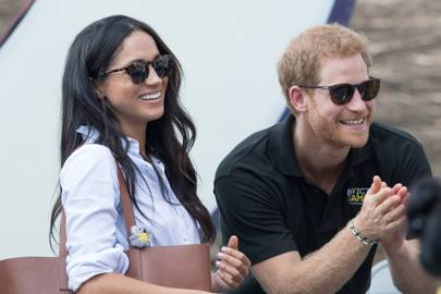 She's older than Prince Harry