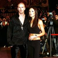 David and Victoria Beckham weren't stylish