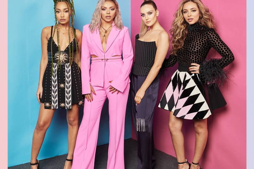 Little Mix New Video - Who are the women in Strip video?