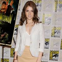 Anna Kendrick at Comic-Con 2012