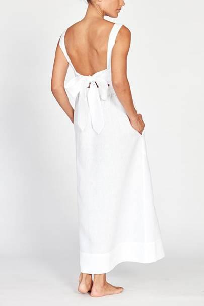 Linen dresses: Hesper Fox