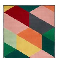 Bright rug