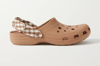 UGLY SHOES: RUBBER CLOGS