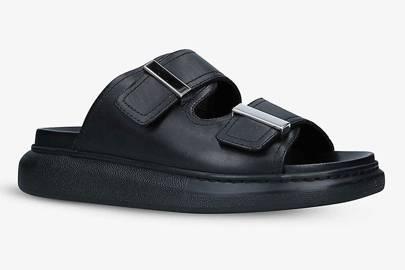 Best chunky dad sandals: Alexander McQueen