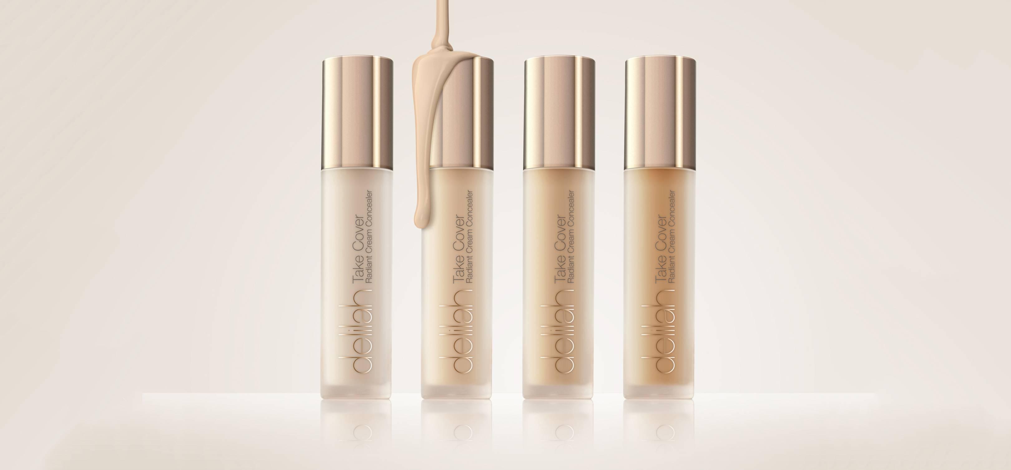 Delilah take cover radiant cream concealer review glamour uk izmirmasajfo