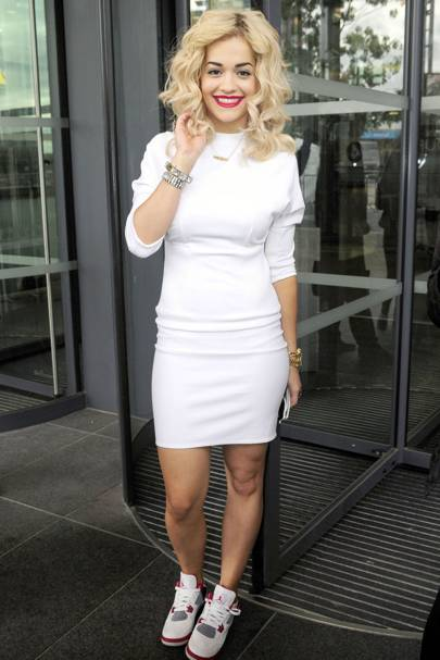 Rita Ora – Woman In White