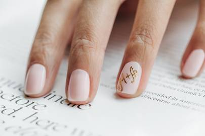 Wedding Nails Beautiful Nail Art Ideas For Your Big Day