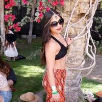 Marina Pinto, Works in finance, Coachella Festival