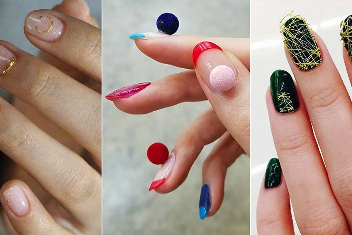 Korean Nail Art Design Home Design