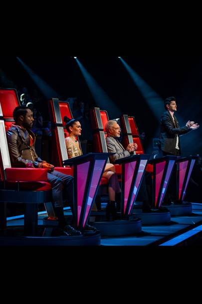 The Voice UK Live Shows – Week 2