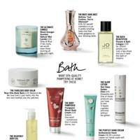 BATH: WANT SPA-QUALITY PAMPERING AT HOME? TRY THESE