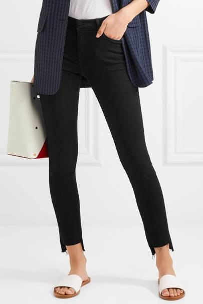 Best Black Jeans - Skinny Shape