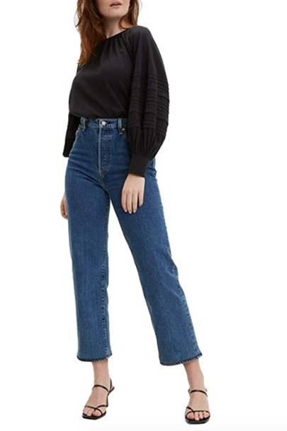 Amazon Fashion Picks: the ribcage jeans