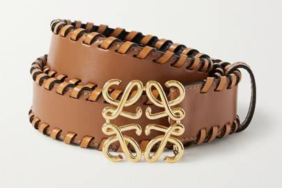 Best designer belts: Loewe